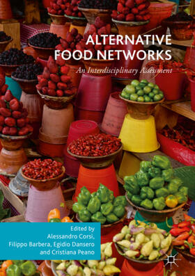 Corsi / Barbera / Dansero | Alternative Food Networks | Buch | sack.de