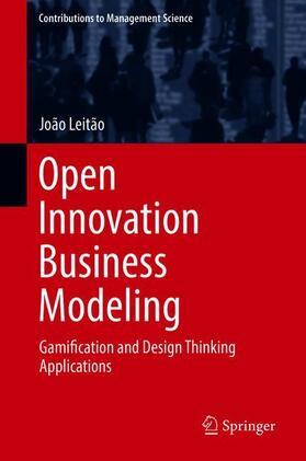 Leitão | Open Innovation Business Modeling | Buch | sack.de