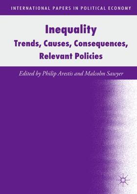 Arestis / Sawyer   Inequality   Buch   sack.de