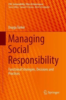 Turker   Managing Social Responsibility   Buch   sack.de