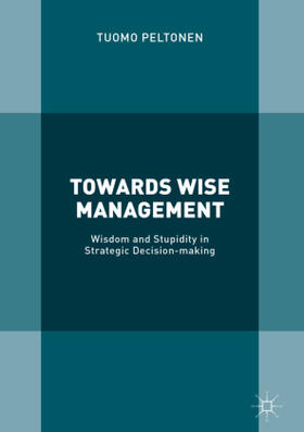 Peltonen   Towards Wise Management   Buch   sack.de