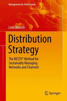 Moretti | Distribution Strategy | Buch | sack.de