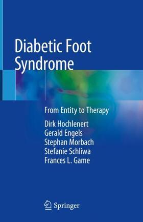 Hochlenert / Engels / Morbach   Diabetic Foot Syndrome   Buch   sack.de
