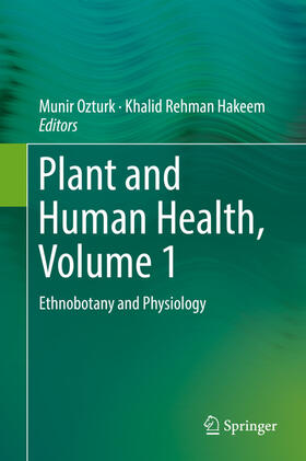 Ozturk / Hakeem | Plant and Human Health, Volume 1 | Buch | sack.de
