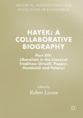 Leeson   Hayek: A Collaborative Biography   Buch   sack.de