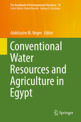 Negm | Conventional Water Resources and Agriculture in Egypt | Buch | Sack Fachmedien