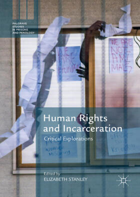 Stanley | Human Rights and Incarceration | Buch | sack.de