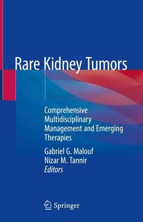 Malouf / Tannir | Rare Kidney Tumors | Buch | sack.de