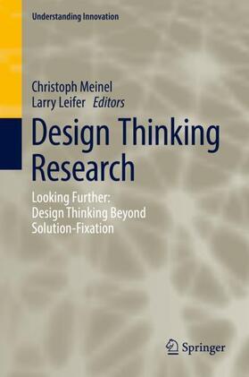 Meinel / Leifer   Design Thinking Research   Buch   sack.de