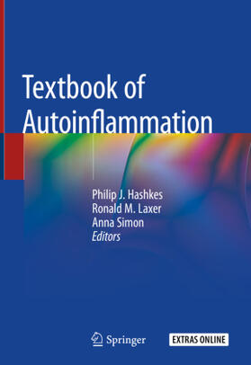 Hashkes / Laxer / Simon | Textbook of Autoinflammation | Buch | sack.de