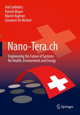 Leblebici / Mayor / Rajman | Nano-Tera.ch | Buch | sack.de