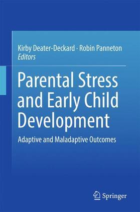 Deater-Deckard / Panneton | Parental Stress and Early Child Development | Buch | sack.de