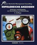 Meyer-Hentschel Management Consulting (Hrsg.)    Erfolgreiche Anzeigen   Buch    Sack Fachmedien