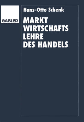 Schenk   Marktwirtschaftslehre des Handels   Buch   sack.de