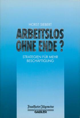 Arbeitslos Ohne Ende? | Buch | sack.de