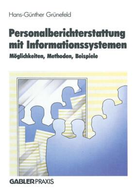 Personalberichterstattung mit Informationssystemen | Buch | sack.de