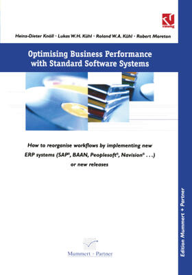 Knöll / Kühl / Kühl | Optimising Business Performance with Standard Software Systems | Buch | sack.de