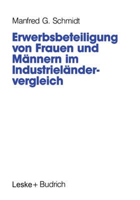 Erwerbsbeteiligung von Frauen und Männern im Industrieländervergleich | Buch | sack.de