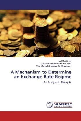 Sam / P Arokiadasan / L Munusamy | A Mechanism to Determine an Exchange Rate Regime | Buch | sack.de