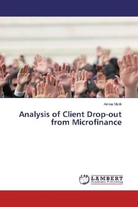 Malik | Analysis of Client Drop-out from Microfinance | Buch | sack.de