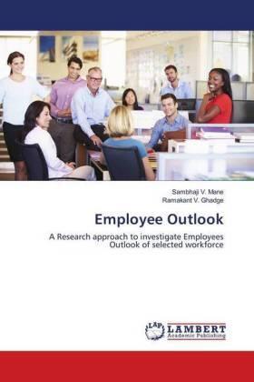 Mane / Ghadge | Employee Outlook | Buch | sack.de