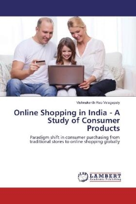 Velagapaly | Online Shopping in India - A Study of Consumer Products | Buch | sack.de