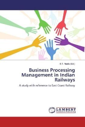 Naidu | Business Processing Management in Indian Railways | Buch | sack.de