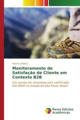 Oliveira | Monitoramento de Satisfação de Cliente em Contexto B2B | Buch | sack.de