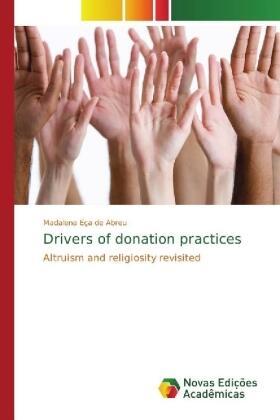 Eça de Abreu   Drivers of donation practices   Buch   sack.de