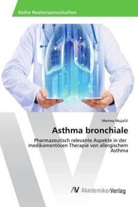 Asthma bronchiale   Buch   sack.de