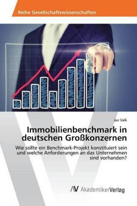 Immobilienbenchmark in deutschen Großkonzernen | Buch | sack.de
