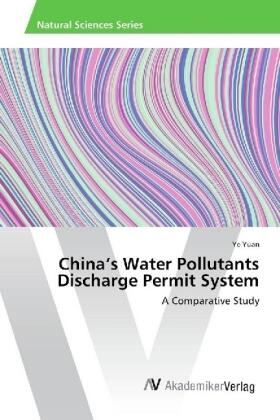 Yuan | China's Water Pollutants Discharge Permit System | Buch | sack.de