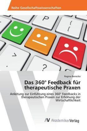 Benecke | Das 360° Feedback für therapeutische Praxen | Buch | sack.de
