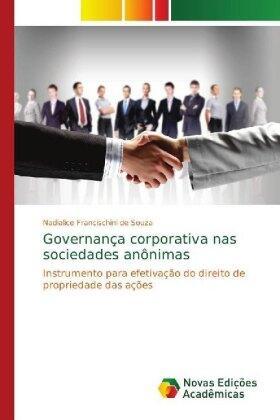 Francischini de Souza | Governança corporativa nas sociedades anônimas | Buch | sack.de