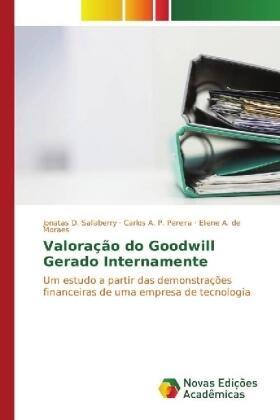 Sallaberry / Pereira / Moraes | Valoração do Goodwill Gerado Internamente | Buch | sack.de