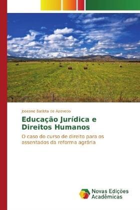 Batista de Azevedo | Educação Jurídica e Direitos Humanos | Buch | sack.de