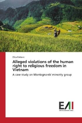 Fattore | Alleged violations of the human right to religious freedom in Vietnam | Buch | sack.de
