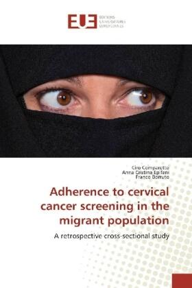 Comparetto / Epifani / Borruto | Adherence to cervical cancer screening in the migrant population | Buch | sack.de