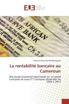 Wanda Nkuingoua   La rentabilité bancaire au Cameroun   Buch   sack.de