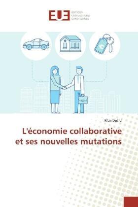 Dutru   L'économie collaborative et ses nouvelles mutations   Buch   sack.de