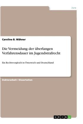 Die Vermeidung der überlangen Verfahrensdauer im Jugendstrafrecht | Buch | sack.de