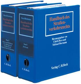 Berz / Burmann   Handbuch des Straßenverkehrsrechts, mit Fortsetzungsbezug   Loseblattwerk   sack.de