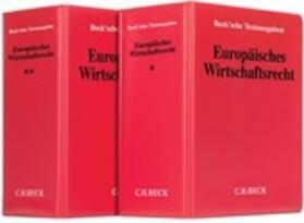 Winkel   Europäisches Wirtschaftsrecht, ohne Fortsetzungsbezug   Loseblattwerk   sack.de