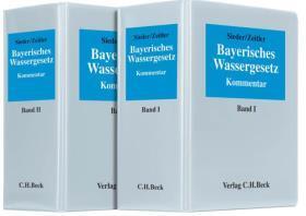 Sieder / Zeitler / Dahme | Bayerisches Wassergesetz, ohne Fortsetzungsbezug | Loseblattwerk | sack.de