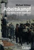 Kittner |  Arbeitskampf | Buch |  Sack Fachmedien