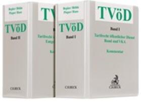 Bepler / Böhle / Piper | TVöD, ohne Fortsetzungsbezug | Loseblattwerk | sack.de
