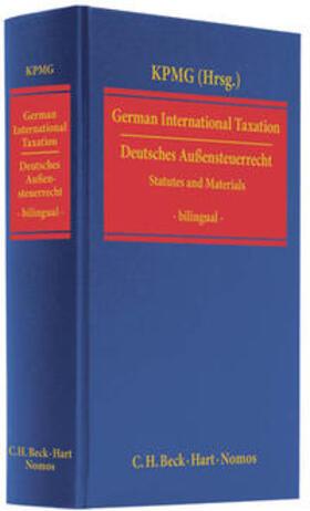 Lenz / KPMG | Deutsches Außensteuerrecht, Deutsch-Englisch. German International Taxation, German-English | Buch | sack.de