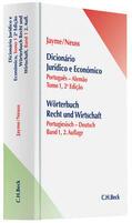 Jayme / Neuss / Müller-Bromley |  Portugiesisch-Deutsch. Português-Alemao | Buch |  Sack Fachmedien