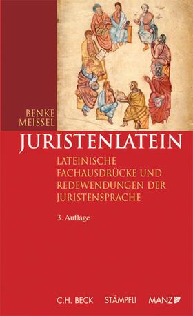 Luggauer | Juristenlatein | Buch | sack.de