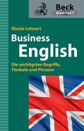 Lehnert Business English | Sack Fachmedien